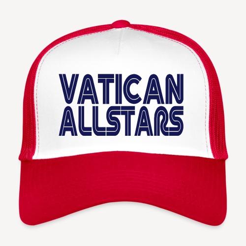 VATICAN ALLSTARS - Trucker Cap