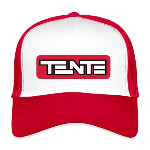 Logo TENTE - Gorra de camionero