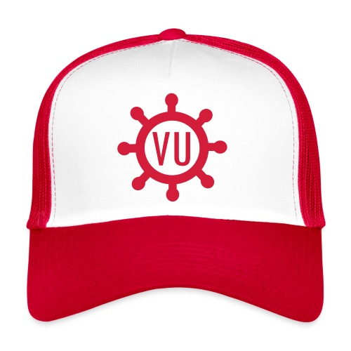 CRONA VU CIRCLE - Trucker Cap