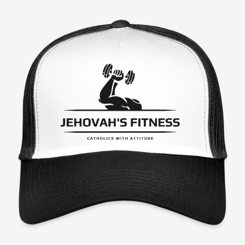 JEHOVAH'S FITNESS - Trucker Cap