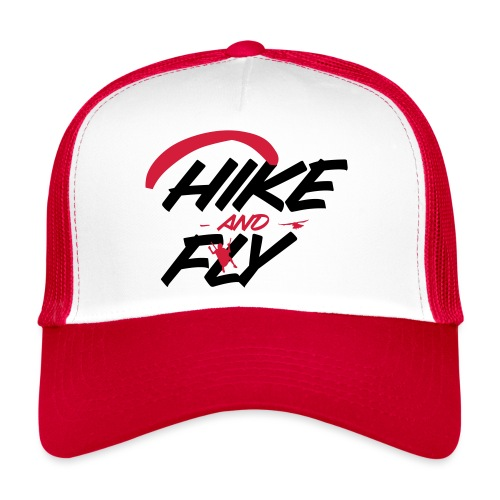 Hike and Fly Paragliding - Trucker Cap