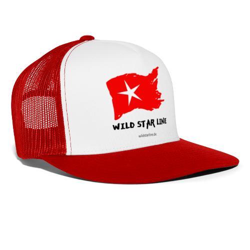 Wild Star Line - Trucker Cap