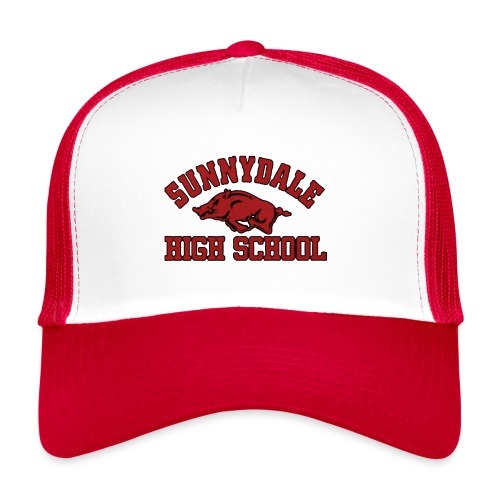 Sunnydale High School logo merch - Trucker Cap