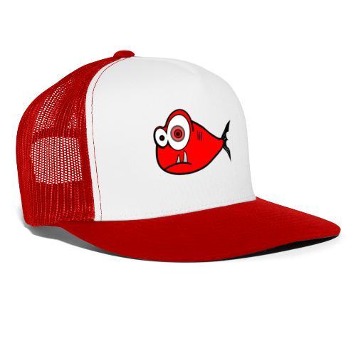 Red Fish - Gorra de camionero