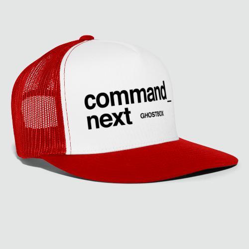 Command next – Ghostbox Staffel 2 - Trucker Cap