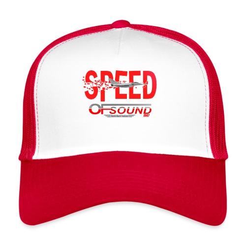 Speed of sound 1947 - Trucker Cap