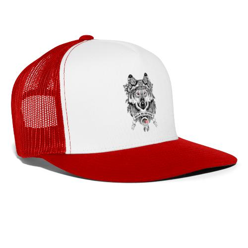 WOLF-PEDAELA - Gorra de camionero