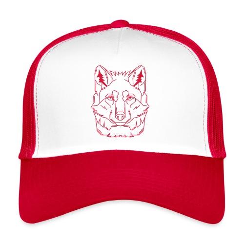 Red Wolf - Trucker Cap