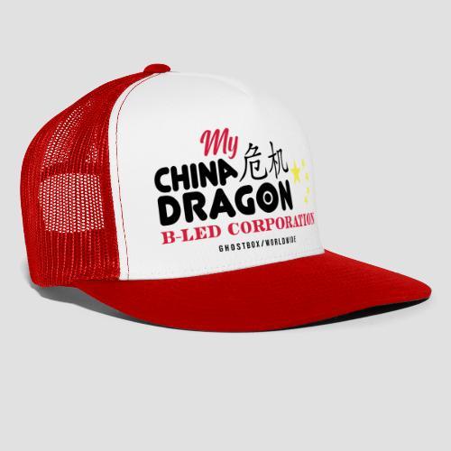 China Dragon B-LED Corporation Ghostbox Hörspiel - Trucker Cap