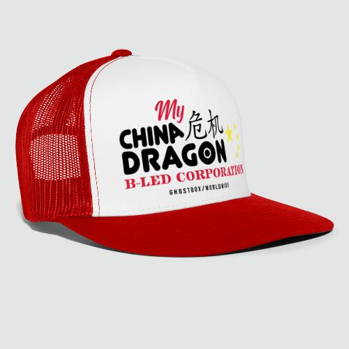 China Dragon B-LED Corporation Ghostbox Hörspiel - Trucker Cap