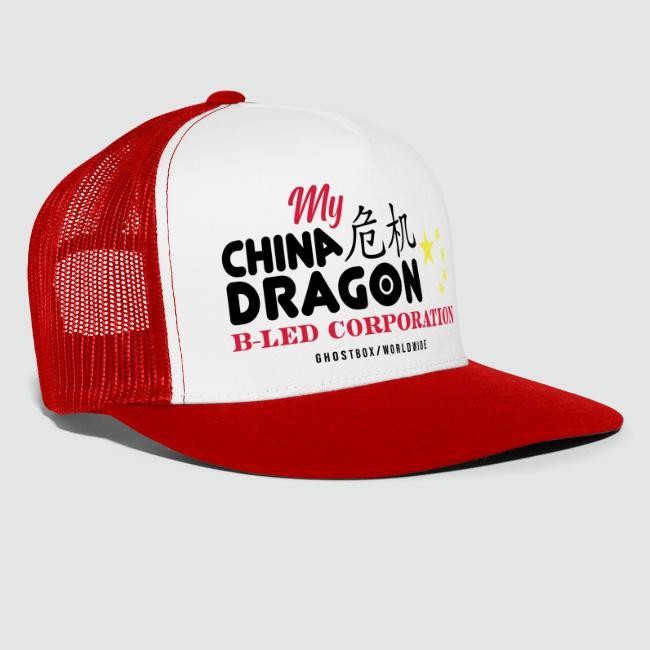 China Dragon B-LED Corporation Ghostbox Hörspiel