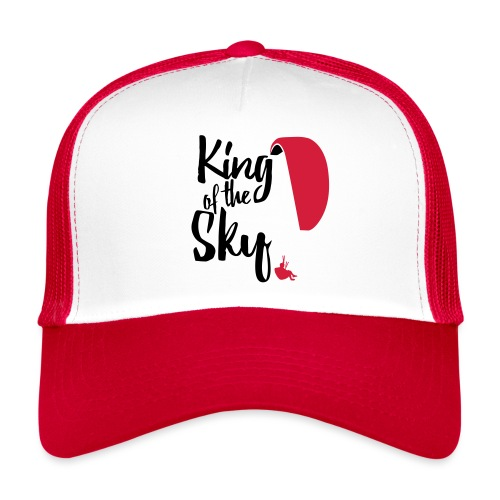 King of the Sky - Trucker Cap