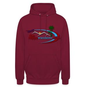 The Happy Wanderer Club Merchandise - Unisex Hoodie