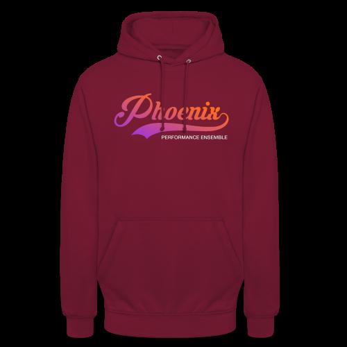 Phoenix Retro Color - Unisex Hoodie