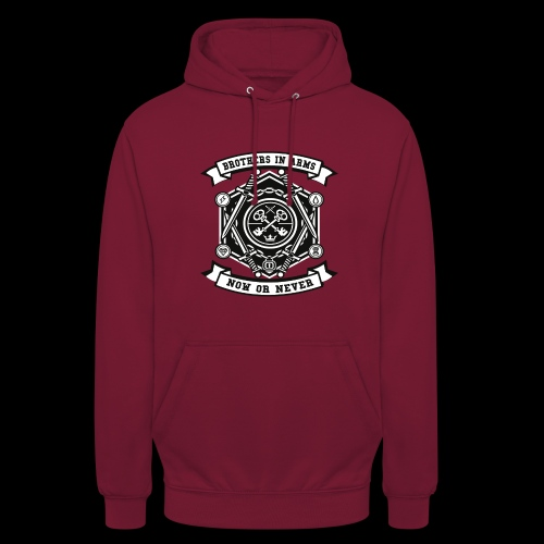 Brothers In Arms - Now or Never - Unisex Hoodie