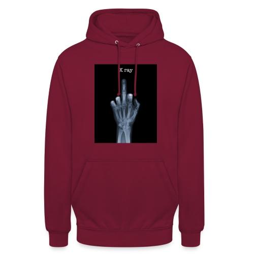 x ray - Unisex Hoodie