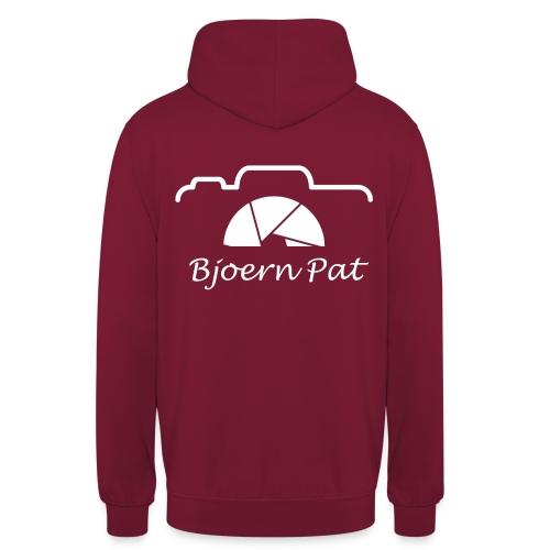 Logo BjoernPat - Unisex Hoodie
