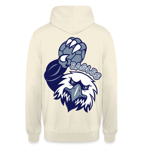 Eagles Handball - Sweat-shirt à capuche unisexe
