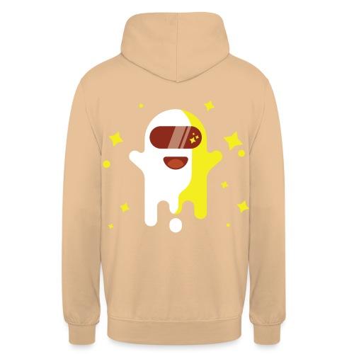 Fantôme astronaute - Sweat-shirt à capuche unisexe