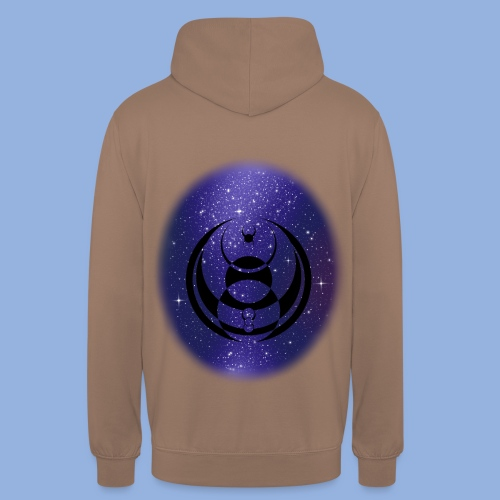 Seven nation army Space 2 - Sweat-shirt à capuche unisexe