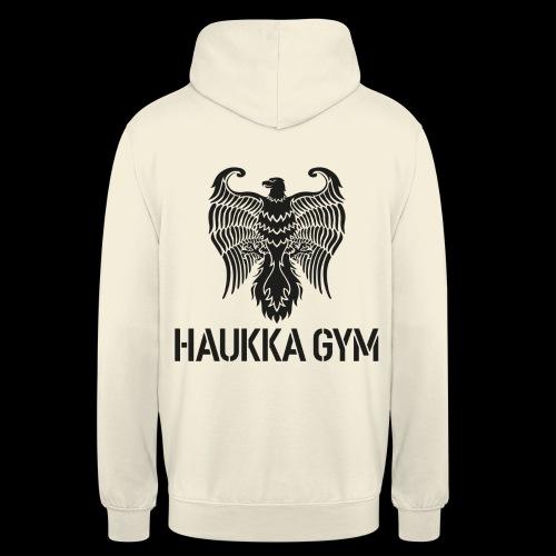 """HAUKKA GYM LOGO - Huppari """"unisex"""""""