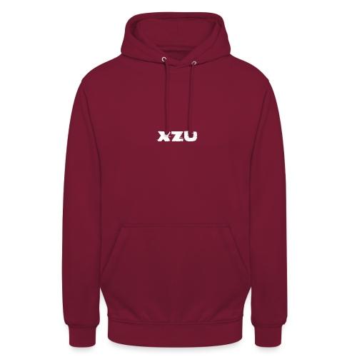 XZU60 png - Sweat-shirt à capuche unisexe