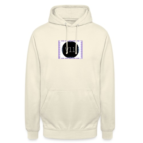 V11's first clothes - Luvtröja unisex