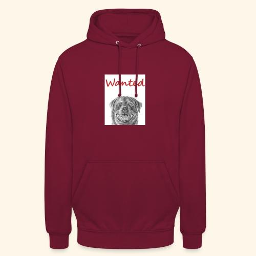 WANTED Rottweiler - Unisex Hoodie