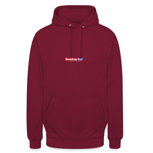 beatdropbox logo final and hires - Hoodie unisex