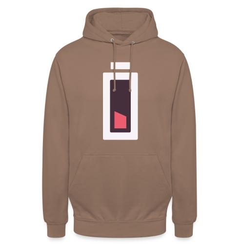 Batterie - Plus d'énergie... - Sweat-shirt à capuche unisexe
