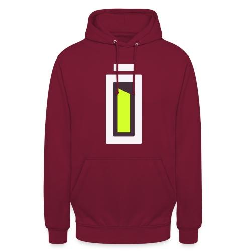 Batterie - Ready ?! - Sweat-shirt à capuche unisexe