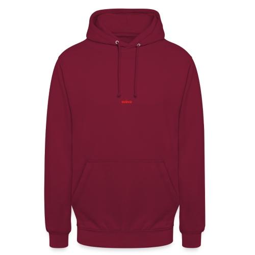 Rdamage - Sweat-shirt à capuche unisexe