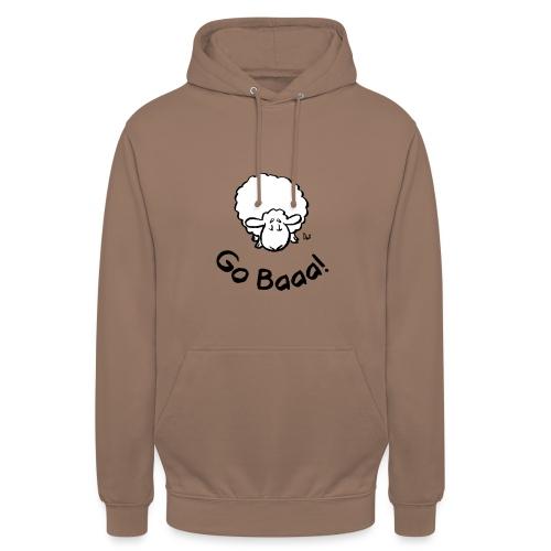 Sheep Go Baaa! - Unisex Hoodie