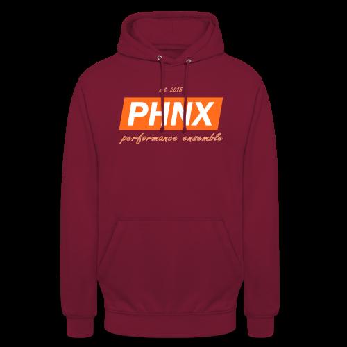 PHNX /#orange/ - Unisex Hoodie