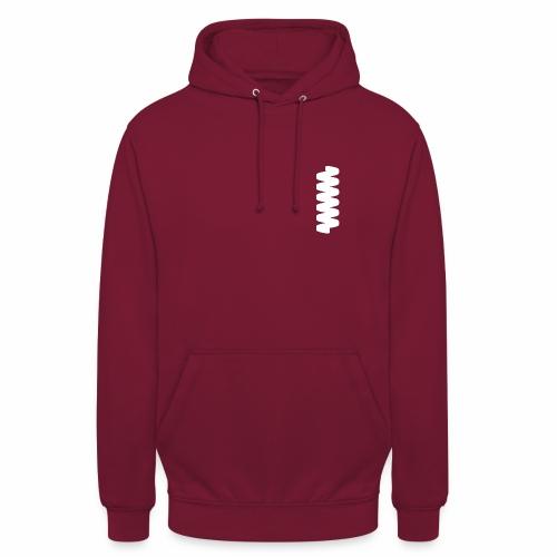 psipred standard logomark - Unisex Hoodie