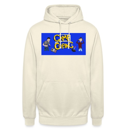 Game Coping Angry Banner - Unisex Hoodie