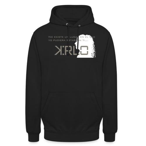 Camisetas Kirlo Sin Ti - Sudadera con capucha unisex
