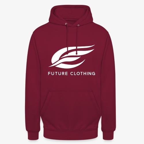 futureclothing white - Unisex Hoodie