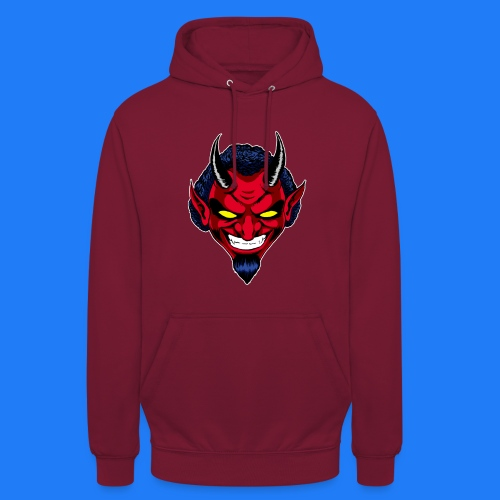 DEMON HEAD by Agill - Sweat-shirt à capuche unisexe