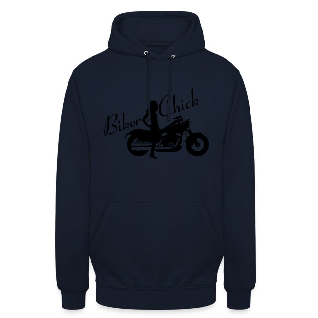 Biker Chick - Custom bike