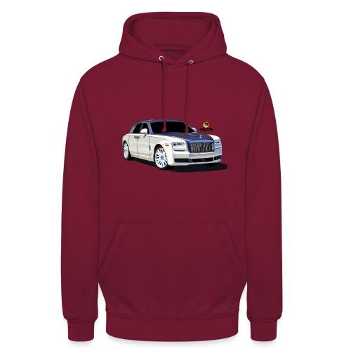 Luxury car - Unisex Hoodie