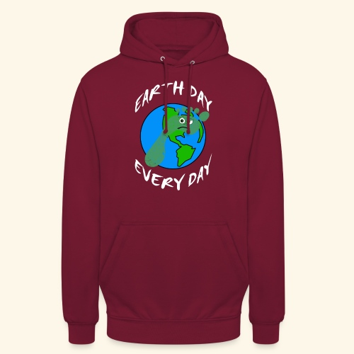 Earth Day Every Day - Unisex Hoodie