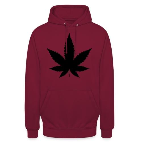 CannabisBlack - Unisex Hoodie