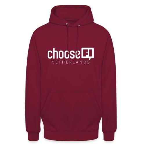 ChooseFI Netherlands - Hoodie unisex