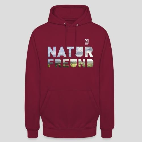Naturfreund - weiß - Unisex Hoodie