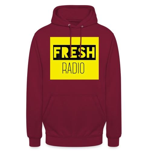 FreshRadio LOGO - Unisex Hoodie