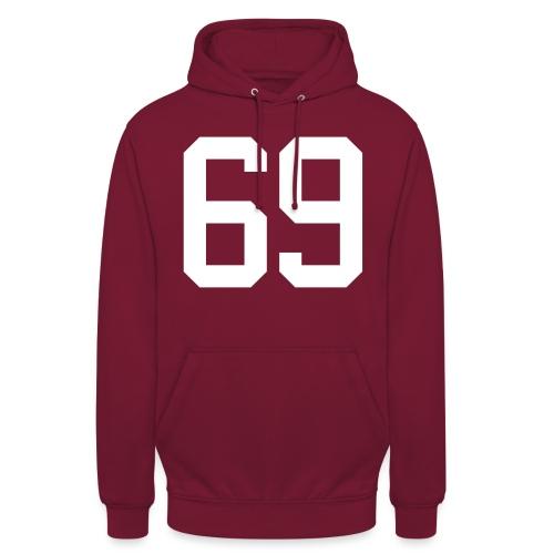 69 BUCONJIC Kristian - Unisex Hoodie
