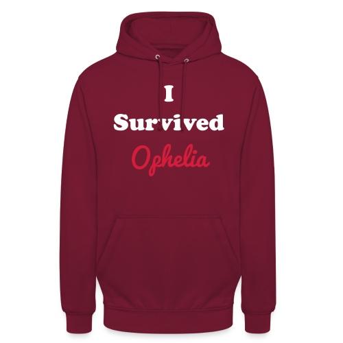 IsurvivedOpheliaWhitered - Unisex Hoodie