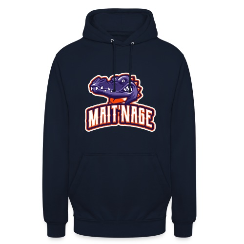 Gator by Mait'Nage - Sweat-shirt à capuche unisexe