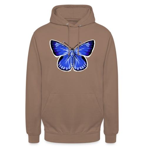 vlinder2_d - Hoodie unisex